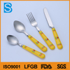 Tableware Set For Outdoor Picnic Use With Spoon Fork And Knife