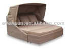 rattan bed,bamboo bed