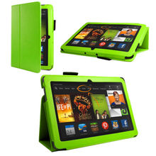 HIGH QUALITY LEATHER CASE FOR AMAZON KINDLE FIRE HDX 7