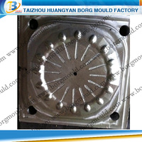 plastic spoon mould processing