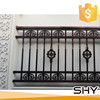 Alibaba Trade Assurance black aluminum fence used aluminum fence aluminum picket fence