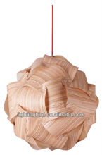 Modern Luxury Wooden Chandelier With New Ideas -LMBP-BLQ