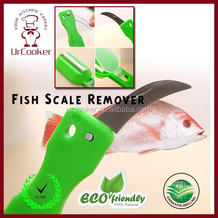 Superb quality fish viscera knife fish scale remover wholesale kitchenware