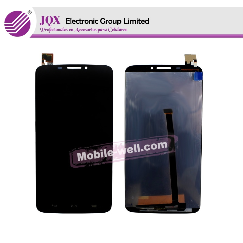 digitizer lcd with touch complete for tcl hero n3