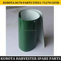 KUBOTA PARTS 5T051-71270 COTH FOR DC70 COMBINE HAVESTER