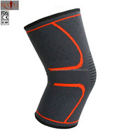 Compression Knitted Knee Sleeve Support Brace