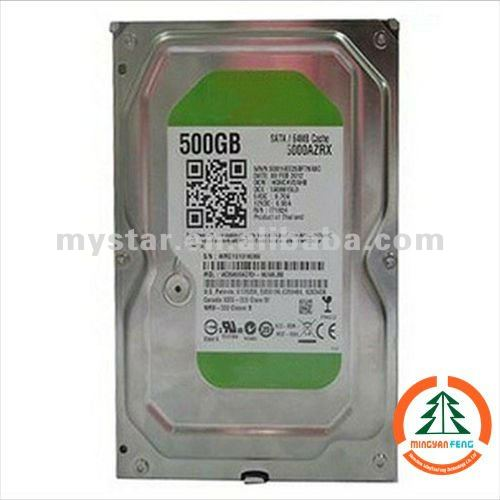 2TB 7200rpm used hdd 3.5inch Hard disk