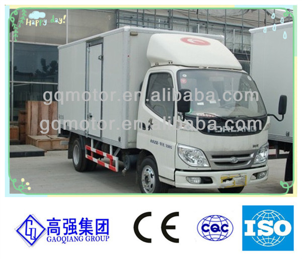 Foton cargo/van/box truck (light truck)