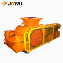 Joyal Double roll coal crusher Construction Equipment with ISO approved