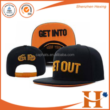 Factory price ! customize high quality snapback hats,embroidered hip hop cap wholesale,custom cheap snapback caps