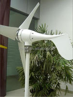 500W mini wind turbine generator