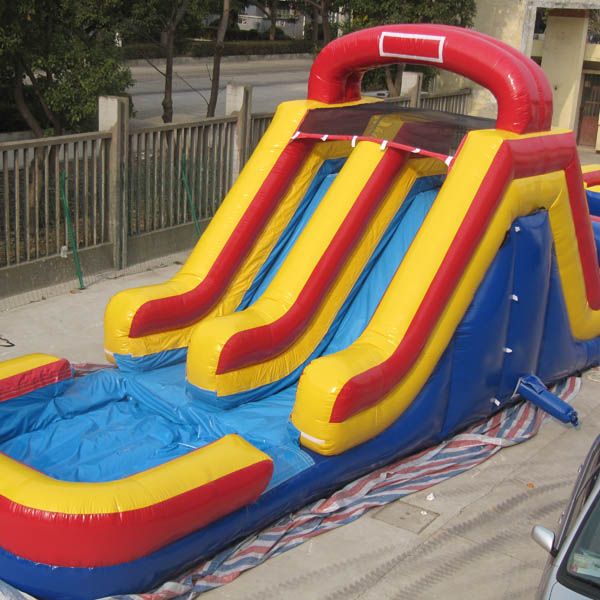 inflatable kids water slide water slide/inflatable water slide castle 024