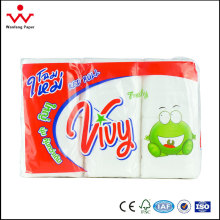 White Ultra soft Hotel Toilet Tissue Paper
