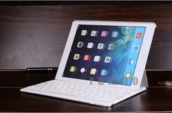 9.7 inch Tablet PC Bluetooth Wireless Keyboard Case for iPad Air