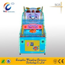 Happy Duck water shooting ticket redemption game machine for hot sale