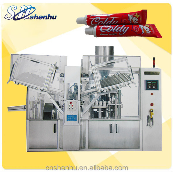 high quality automatic grease tube filling machine