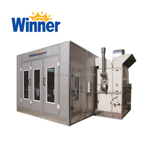M3200B WINNER CE Approved Auto Paint Spray Booth with Factory Price