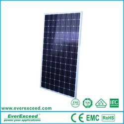 EverExceed High quality Polycrystalline 150w 12v solar panel in China