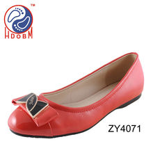 2013 beautiful women flat shoes with factory directly price