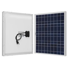 Mono/Poly Crystalline Silicon 50W Solar Panel PV Module Approved by TUV/IEC/CE/LVD