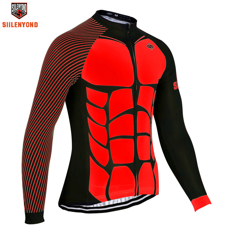 ropa ciclismo hombre/Long Sleeve racing bike clothing/cycling wear