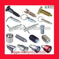 custom spring dowel pins threaded spring pin spring pin connector fasteners