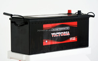 Stable excellent quality truck battery N120 MF 12v 120 maintenance free battery