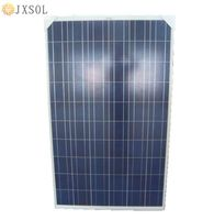 high efficiency competitive price poly 245W China solar panel
