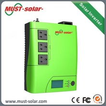 720w 1440w 12V 24V 50A PWM Controller Off Grid Solar Power DC AC Inverter