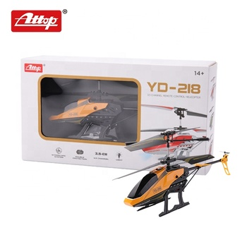 YD-218 new arrival 3CH mini rc helicopter toy with Infrared remote control