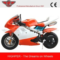 Air-cooled Pocket BIke 49CC Mini Motorcycle(PB008)