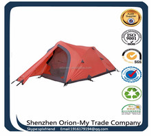 family camping tent Popular outdoor tent 2 sleeping rooms tent