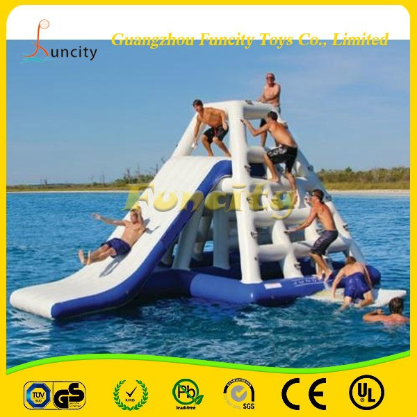 Cool selling Super Fun inflatable jungle jim action sports