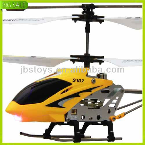 3 Channel Mini Alloy Series Syma S107G RC Helicopter