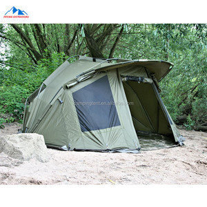 High quality 2 man carp fishing bivvy tent