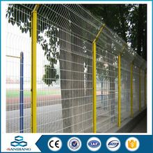 Factory manufacturer used mesh fence panels retractable fence