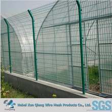 bending wire garden metal fence