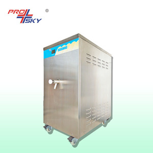 Homogenizer And Pasteurizer For Milk