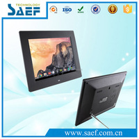 8 inch android 4.4 tablet pc HD lcd screen with touch panel wall mount lcd advertising display