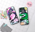 Most popular flamingo chrysanthemum pattern TPU cover for IPhone 7 7plus