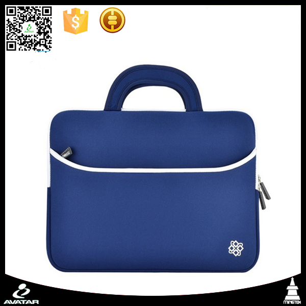factory-price neoprene carrying on laptop cover case