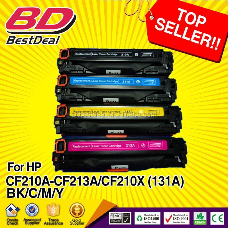 cf210a / cf210x / cf211a / cf212a / cf213a toner cartridge for hp