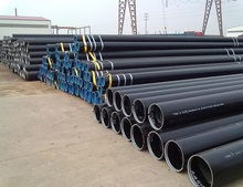 Carbon steel seamless pipes for use in low and medium pressure boilers