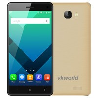 New Product VKworld T5SE 5 inch android 5.1 4G Smart mobile Phone MTK6580 Quad-core Camera 8Mp RAM 1G+ROM 8G