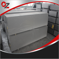 OEM customized processing graphite block for smelting Aluminum