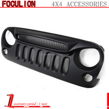 4x4 Accessories For Jeep Jk Wrangler Off Road Jeep Front Grill