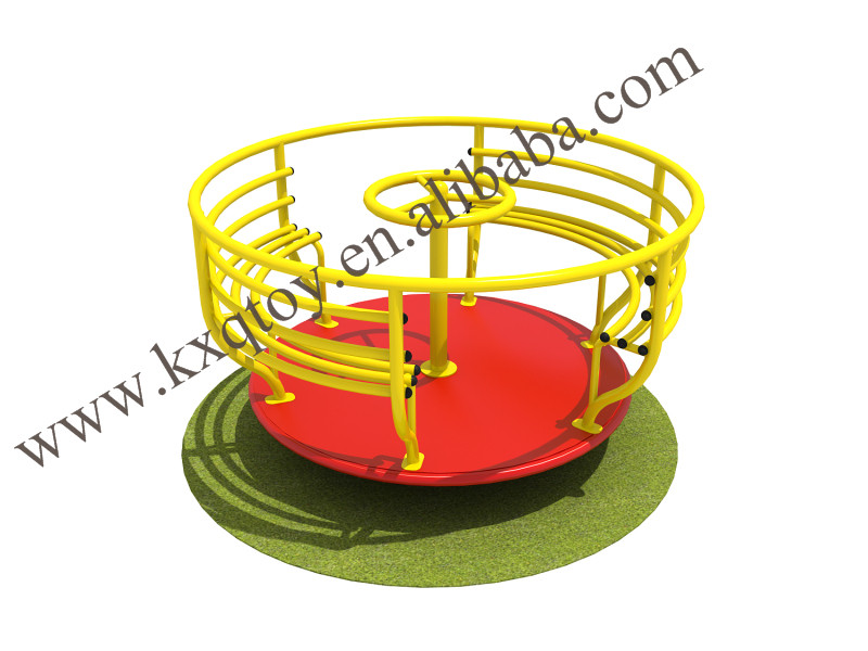 Round Shape Factory Direct Sale Outdoor Sports Gym Equipment
