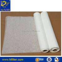 huilong supply high quality PA6 and PA66 nylon 600 micron filter mesh fabric