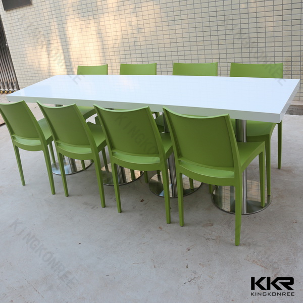 10 seater marble dining table and chairs
