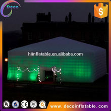 2017 outdoor Geant Structure Gonflable, inflatable cube structure, inflatable cube tent for party&events